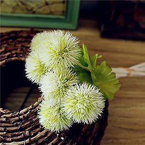 Riverbyland Artificial Flowers Dandelion 4