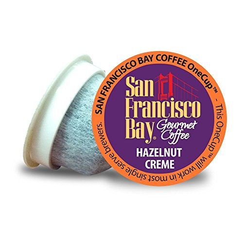 FRANCISCO HAZELNUT CREME Keurig Brewers