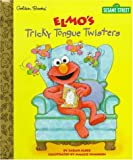 Elmo's Tricky Tongue Twisters, Sarah Albee, 0307160270