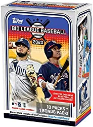 2020 topps Baseball Big League Value Box