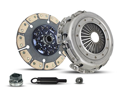 Clutch Kit FORD F250-F750 SUPER DUTY Base Lariat Xl Xlt Extended Crew Cab Pickup 1999-2003 7.3L 445Cu. In. V8 DIESEL OHV Turbocharged (6-Puck Clutch Disc Stage 2)