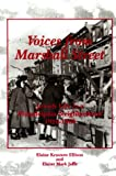 Voices from Marshall Street, Elaine K. Ellison and Elaine M. Jaffe, 0940159252