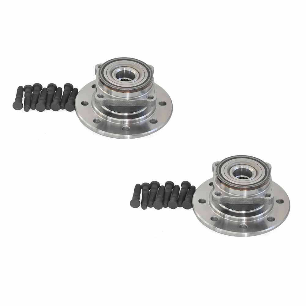 DRIVESTAR 515070x2 Pair:2 Front Left & Right Wheel Hub & Bearings for 94-99 Dodge Ram 3500 2WD 4WD