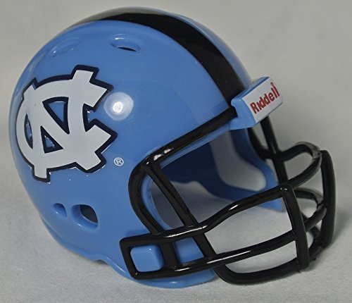 NORTH CAROLINA TAR HEELS Riddell Revolution POCKET PRO Mini Football Helmet UNC (Unc Football Helmet compare prices)