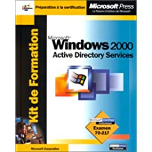 Kit de formation windows 2000 - active directory services