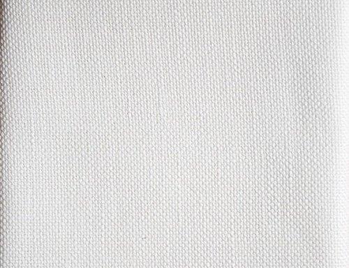 Aida Fat Quarter - 28 Count Cashel Linen (Zweigart) - 18x27 (Fat Quarter) - White, 100% Linen