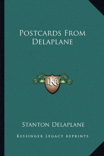 Read Online Postcards From Delaplane ebook
