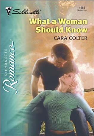 book cover of What a Woman Should Know