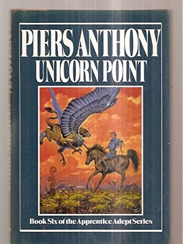 Unicorn Point (Apprentice Adept), Anthony, Piers