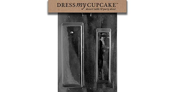 Nautical Large Yacht Top Dress My Cupcake DMCN300A Chocolate Candy Mold