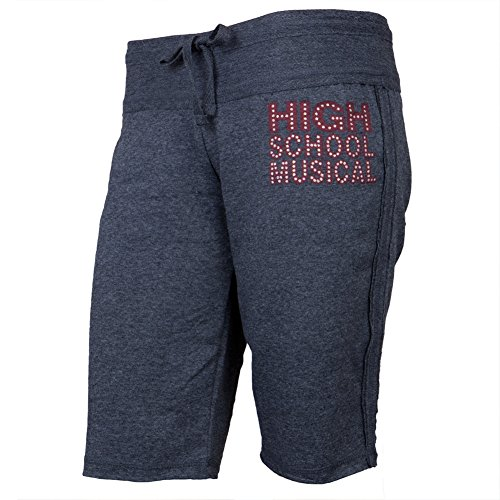 Old Glory High School Musical - Womens Stud Logo Drawstring Juniors Short Small ()