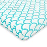 American Baby Company Heavenly Soft Chenille Fitted Pack N Play Playard Sheet