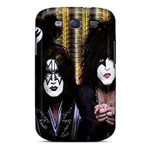 Samsung Galaxy S3 Bgy10220BvVS Allow Personal Design Fashion Kiss Band Image Protector Hard Cell-phone Cases -SherriFakhry