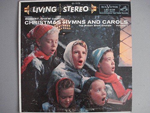 Robert Shaw Conducts Christmas Hymns and Carols, Volume - Shaw Mall