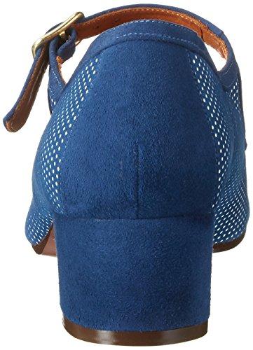 Chie Mihara Unstar - Sandalias Mujer Blau (punti navy ante navy)