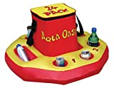oldzon Swimming Pool Insulated Cooler W/ Removable Floating Base Lake/Pool/Beach With Ebook