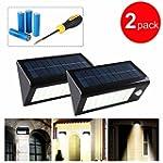 GRDE� 400 Lumens 32 LED Solar Powered...