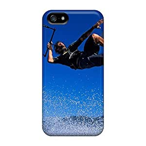 High-quality Durable Protection Case For Iphone 5/5s(pro Kiteboarder Sport)