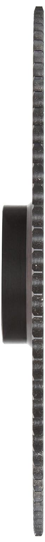#20 ANSI No. Tsubaki 40SH20 Roller Chain Sprocket SH Bushing Required 20 Teeth QD Design Single Strand 1//2 Pitch
