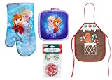 Sister Novelties Frozen Kids Oven Mitt and Pot