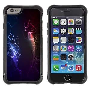 Be-Star único patrón Impacto Shock - Absorción y Anti-Arañazos Funda Carcasa Case Bumper Para Apple iPhone 6(4.7 inches) ( Colors )