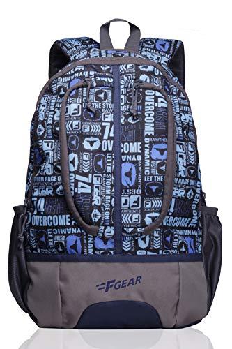F Gear Dropsy P11 21 Liters Casual Backpack  Sky Blue