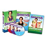 Richard Simmons Project H.O.P.E. Home Workout System DVD