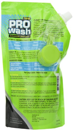 OUT ProWash Workwear Odor Eliminator Detergent, 22 FL. Oz
