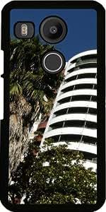 Funda para Google Nexus 5X (LG) - Palmera, Nueva Zelanda by Cadellin