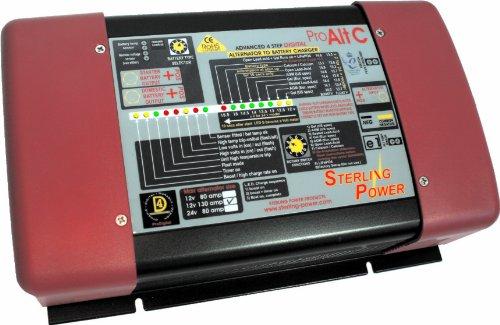 Pro Alt C Alternator to Battery Charger 12V 130A ()