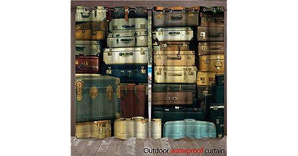 Amazon.com: BlountDecor Vintage Home Patio Outdoor Cortina ...