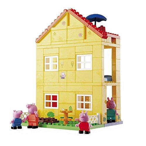 Casa De Peppa 6063439 Pig Construcciónsimba Bloques Nv8Omnw0