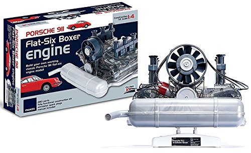 Porsche 911 Flat-Six Boxer Engine Model Kit Porsche 911 Motor