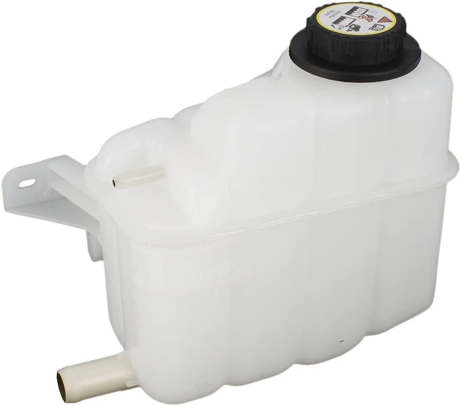 Coolant Overflow Tank Recovery Bottle Expansion Reservoir Replacement for 2000-2007 Taurus 2000-2005 Sable 3.0L OHV 1F1Z8A080AA