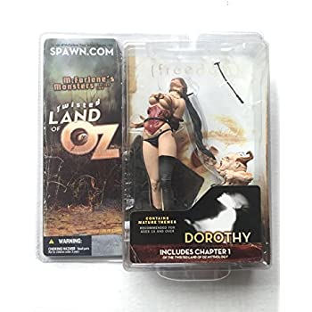 McFarlane Toys Twisted Land of Oz Action Figure Dorothy (NO Shroud)