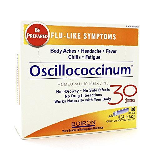 - Boiron - Oscillococcinum - 30 Doses - (Pack of 2)