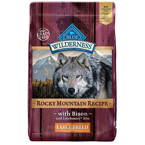 Blue Wilderness® Rocky Mountain Recipe, Large Breed Adul