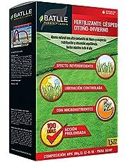 Abonos - Fertilizante Césped Profesional Otoño-Invierno Caja 1,5 Kg. - Batlle