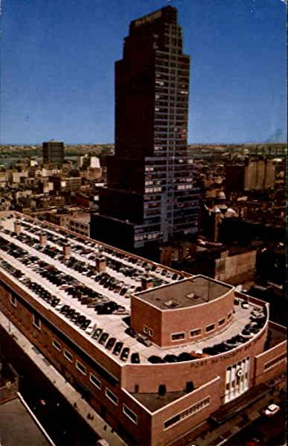 (The Port Authority Bus Terminal New York, New York Original Vintage Postcard)