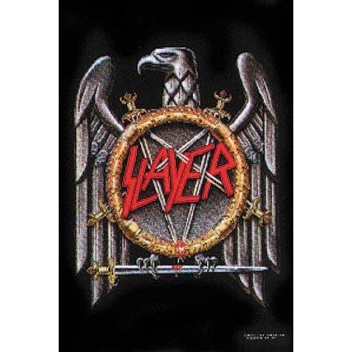 Lpgi Slayer Eagle Fabric Poster