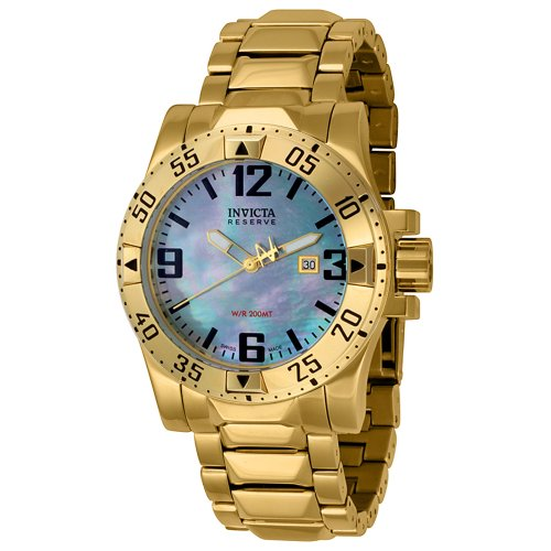 invicta-mens-6244-reserve-collection-18k-gold-plated-stainless-steel-watch