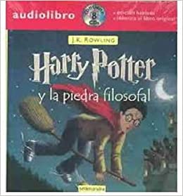 Harry Potter Y La Piedra Filosofal Spanish Edition J K Rowling