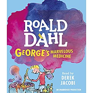 George's Marvelous Medicine Audiobook