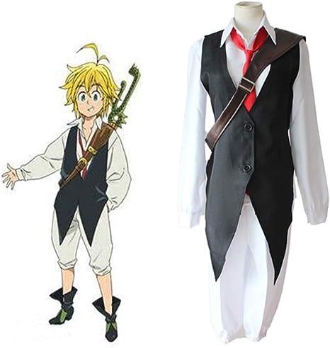 Anime Game Party Disfraz de Halloween Los Siete Pecados Capitales ...