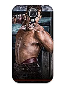 New Snap-on Beverly Wells Skin Case Cover Compatible With Galaxy S4- Liam Mcintyre Spartacus Vengeance Tv Seasons People Movie