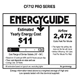 Emerson Ceiling Fans CF712AB Pro Series Indoor