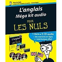 L'anglais: Méga kit audio pour les nuls