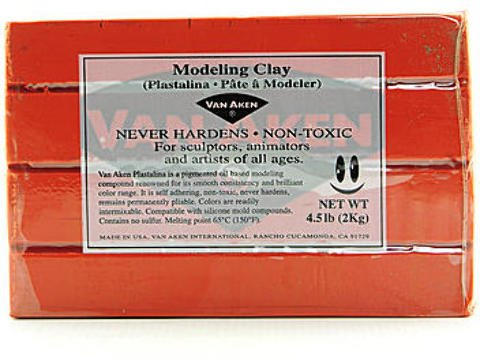 van aken plastalina modeling clay - 6