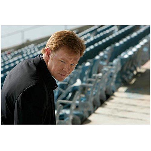 - CSI: Miami David Caruso as Lt. Caine in stadium seats 8 x 10 Inch Photo