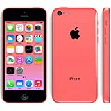 Apple iPhone 5C 8 GB Unlocked, Pink (Certified Refurbished)